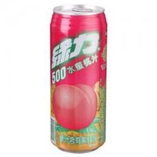 绿力蜜桃汁 490ml*24