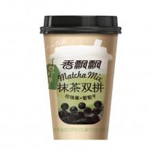 香飘飘2拼奶茶珍珠果+葡萄干 85g*30