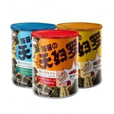 DAYU Seaweed Tempura Hot & Spicy Flavor  50g*16