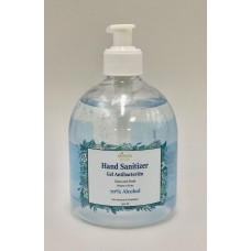 Hand Sanitizer Gel 70%Alcohol; 500ml 30bottle/case