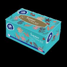 Vinda Facial Tissue 200Sts/Box 36Box/Case